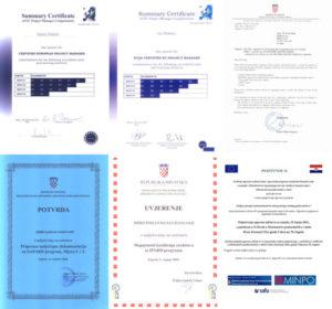 EU certifikati