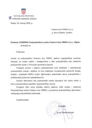 Primorsko-goranska županija preporuka